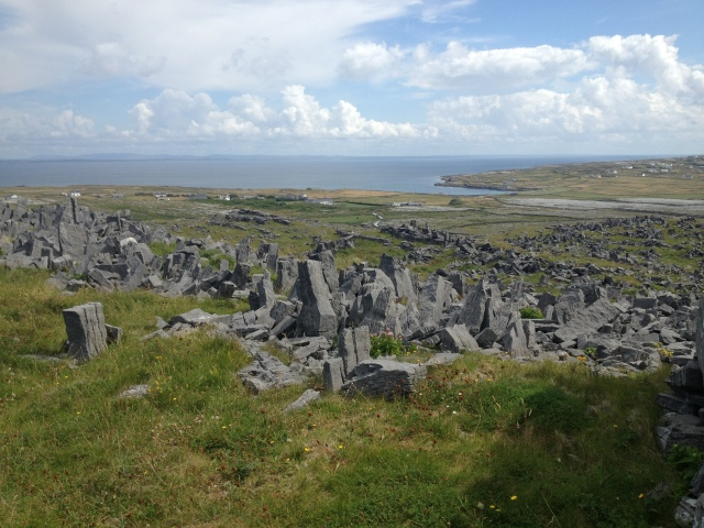Inishmore and dun aengus 171 tide by tide