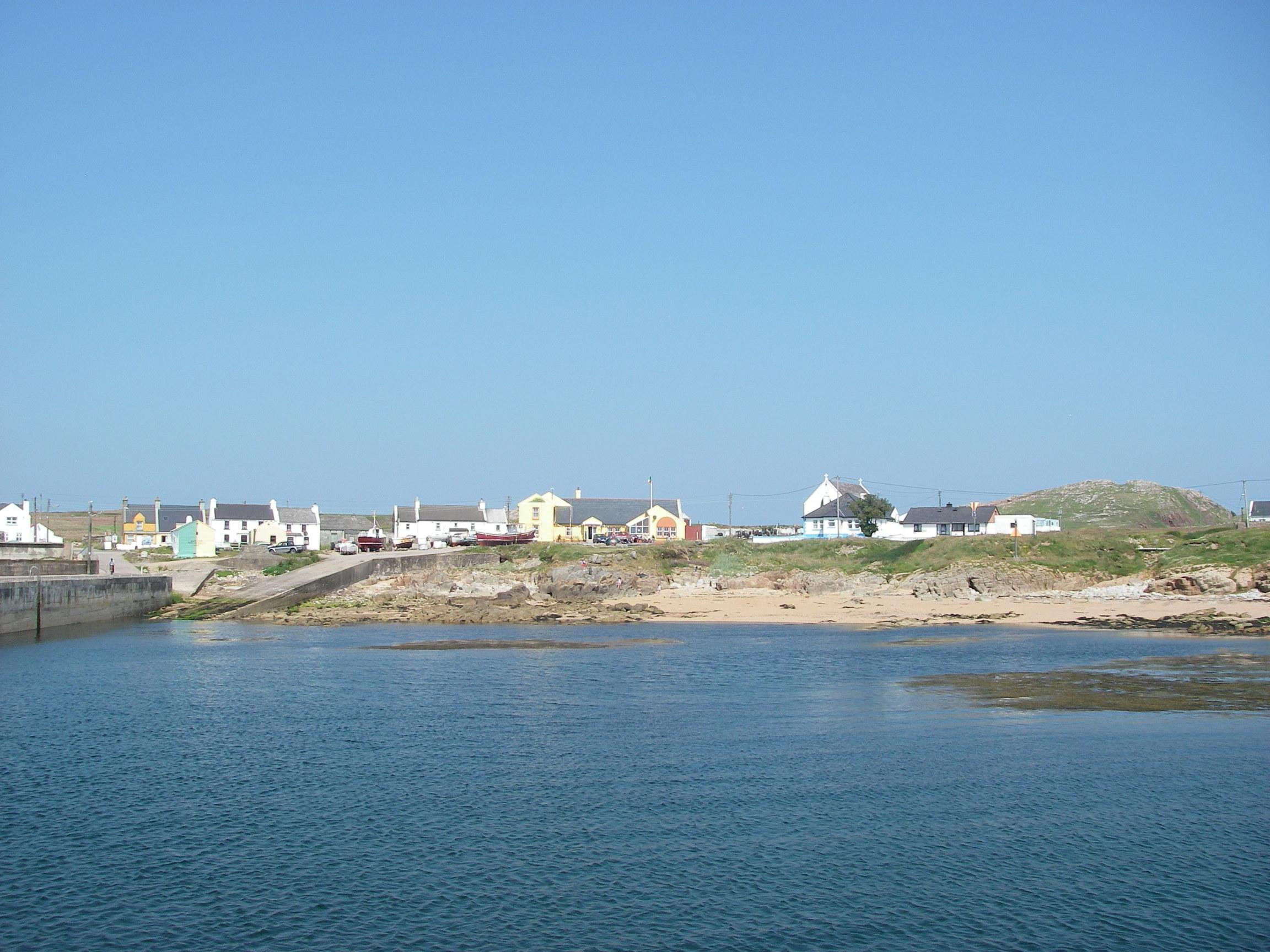 Tory Island Ferry Times