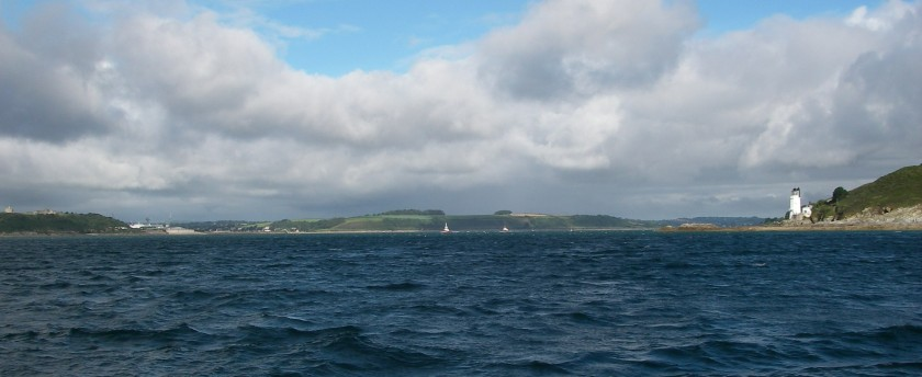 Leaving Falmouth