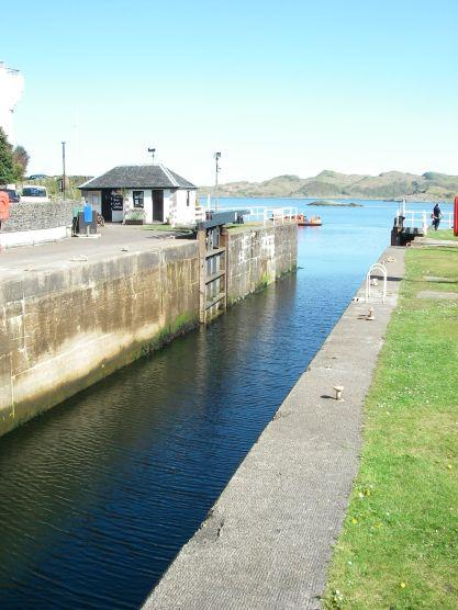 Crinan Sea Loch