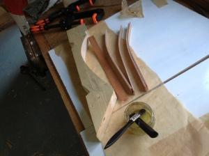 laminates and mould