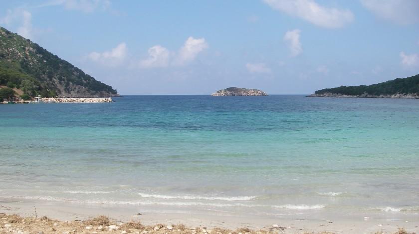 Did Odysseus land here?