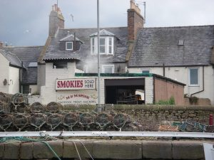 Arbroath, where the smokies come from