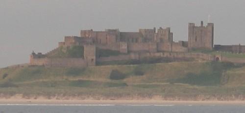 Bambergh Castle