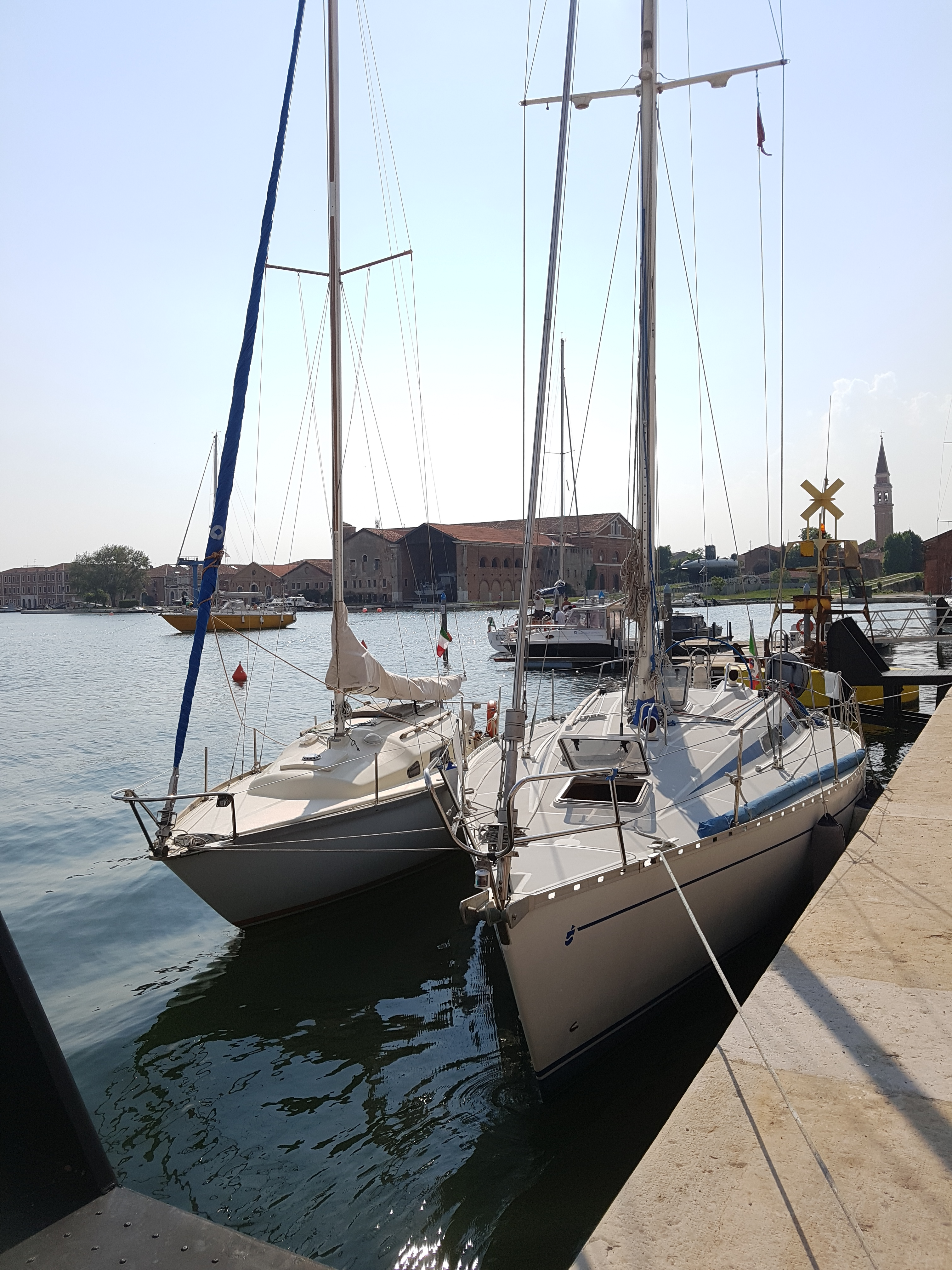 Tide by tide exploring by boat spiuma is the smaller one the arsenale is normally banned for private boats the pre race prosecco flowed freely nvjuhfo Choice Image