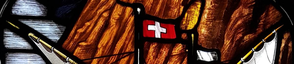 Swiss afloat