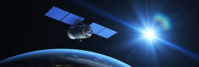 February – averting satellite disaster